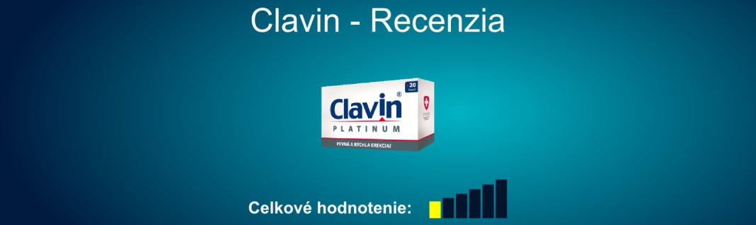Recenzia Clavin Platinum