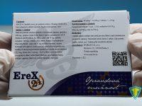 E-rex 24 etiketa